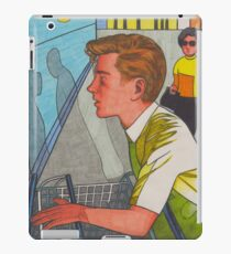 Supermarket Boy iPad Case/Skin