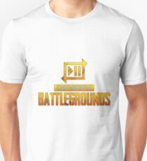 PLAYERUNKNOWN'S BATTLEGROUNDS SPR Unisex T-Shirt