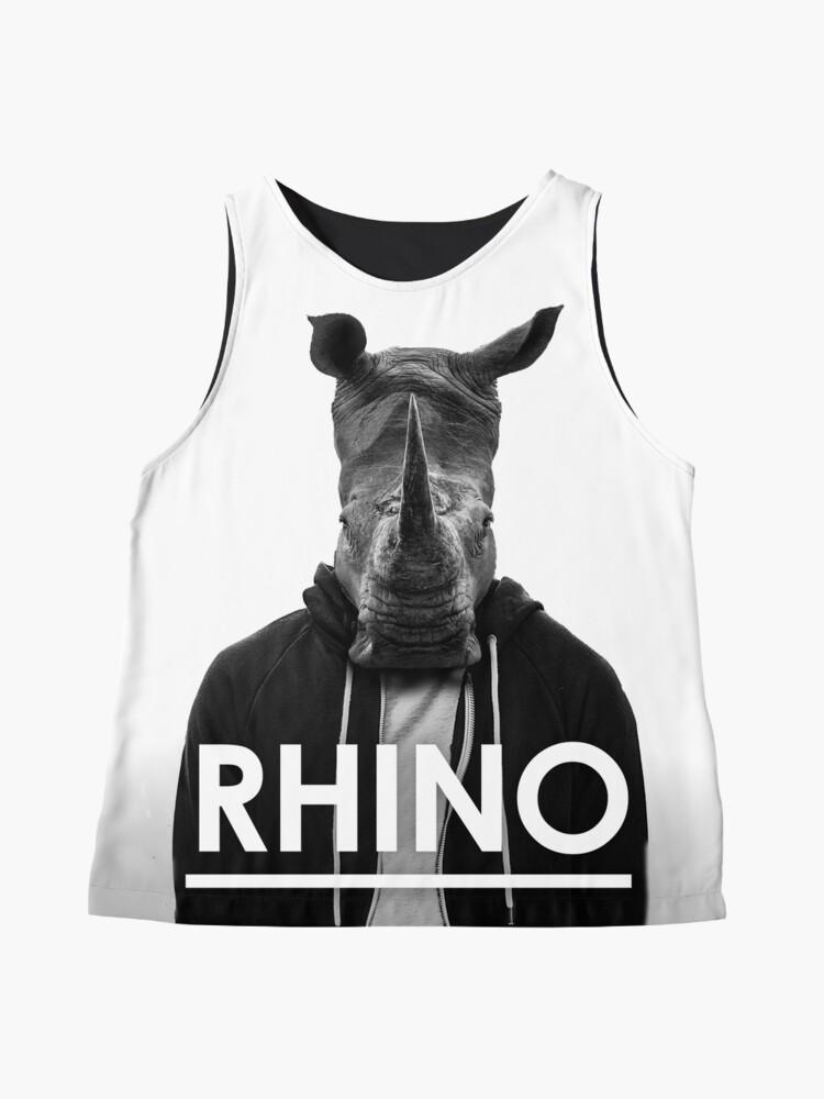 Alternate view of Rhino - Jack Buck  Sleeveless Top