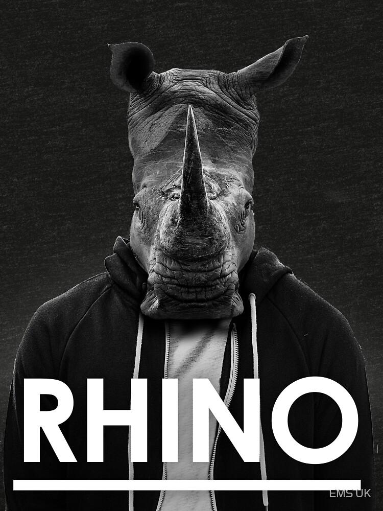 Rhino - Jack Buck  by EMAGICSTUDIOS
