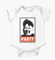 Kim Jong Un PARTY One Piece - Short Sleeve
