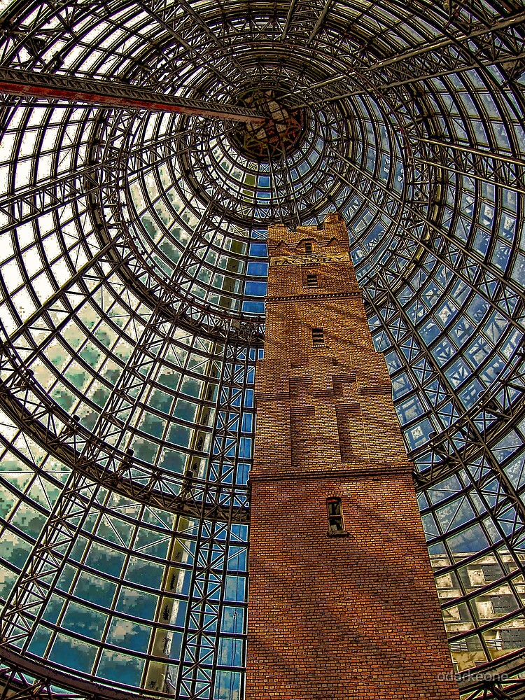 Lead  Pipe & Shot Tower  2 HDR by odarkeone