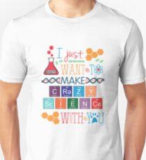 Make Crazy Science - Orphan Black Slim Fit T-Shirt