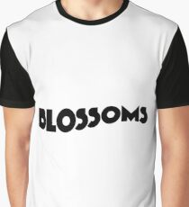 BLOSSOMS logo Graphic T-Shirt