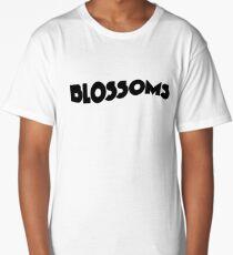 BLOSSOMS logo Long T-Shirt