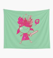 Pixie Wall Tapestry
