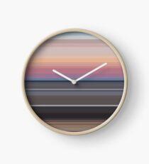 Pink Haze Clock