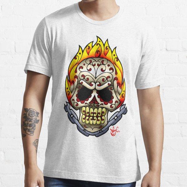 Ghost Rider Sugarskull Essential T-Shirt