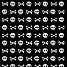 Skulls and bones by TheMaker