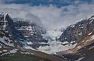 Majestic Nature in Jasper National Park, Alberta, Canada by Gerda Grice