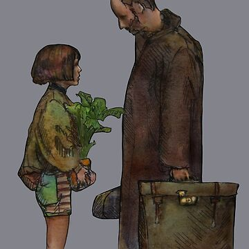 Leon The Professional by rebelshop