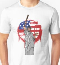 Negan Liberty  Unisex T-Shirt