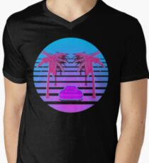 Drive Down Vapor Wave T-Shirt