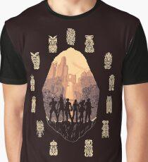 Zodiac Age Graphic T-Shirt