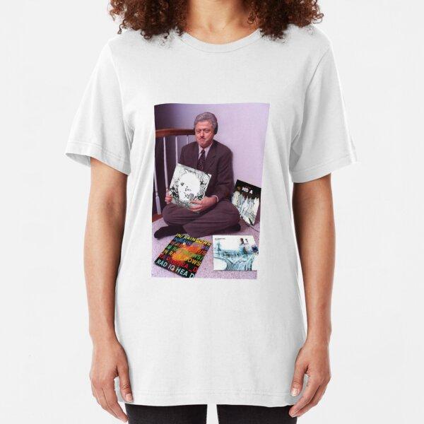 Subterranean Homesick Clinton Slim Fit T-Shirt