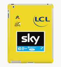 Team Sky Yellow Jersey 2017 - Le Tour De France iPad Case/Skin