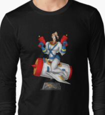 Earthworn Jim - Pinup Long Sleeve T-Shirt