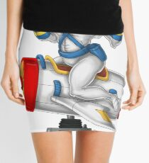 Earthworn Jim - Pinup Mini Skirt