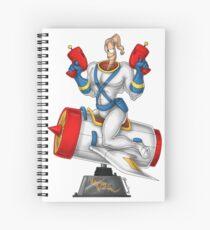 Earthworn Jim - Pinup Spiral Notebook