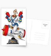 Earthworn Jim - Pinup Postcards