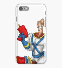 Earthworn Jim - Pinup iPhone Case/Skin