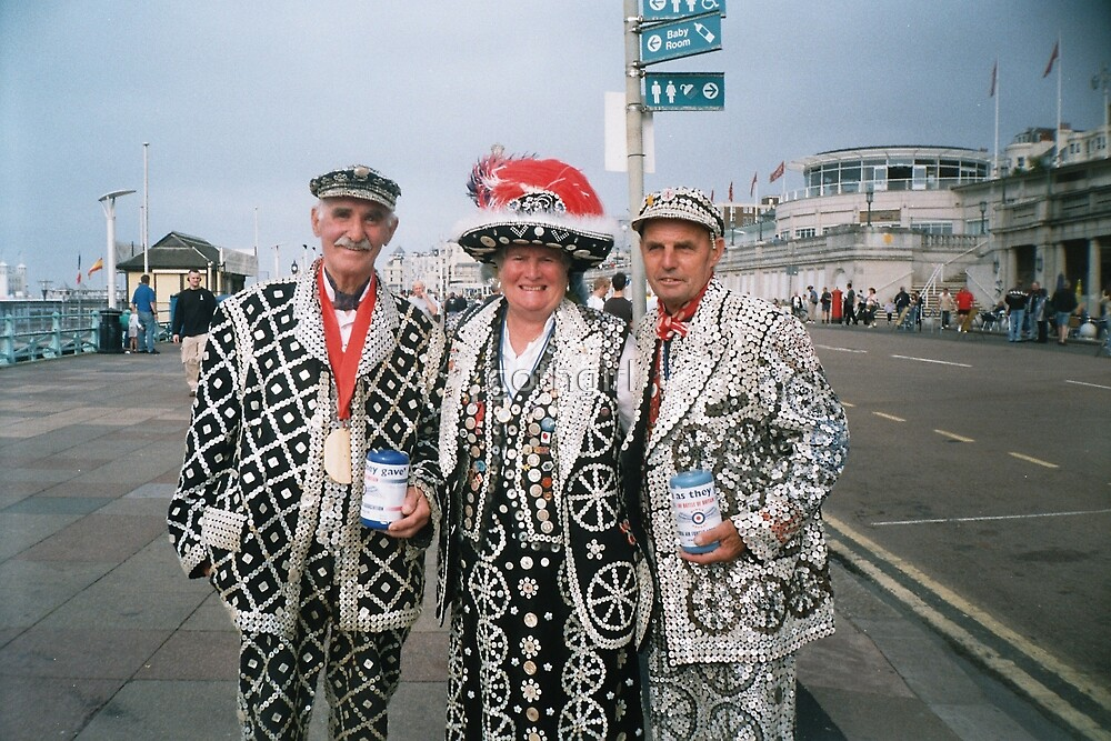 Pearly Kings and Queens by gothgirl