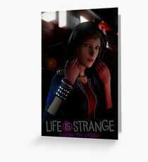 Chloe - Before the Storm - Life is Strange 1.5 Greeting Card