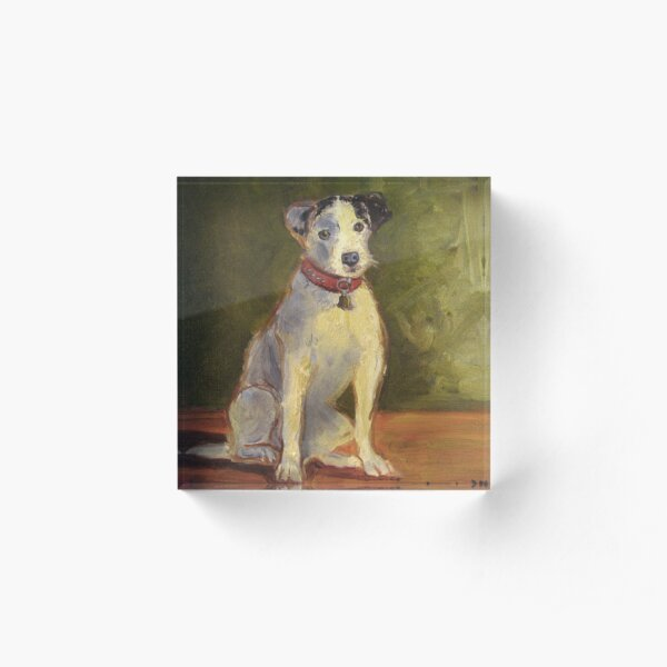 Sparky, Jack Russell Terrier  Acrylic Block