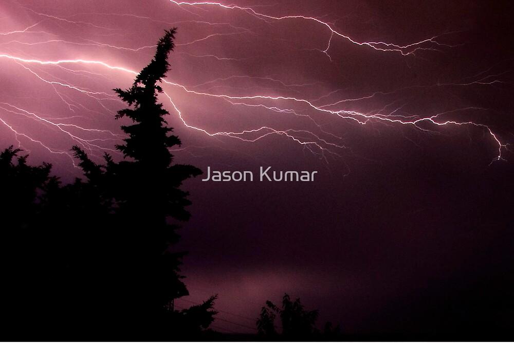 Pietrasanta Lightning by Jason Kumar