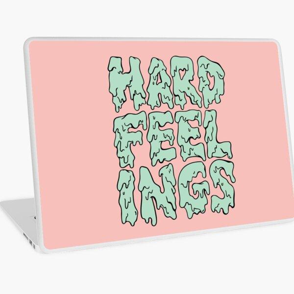 Hard Feelings  Laptop Skin