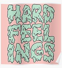 Hard Feelings  Poster