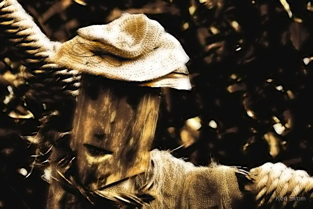 Scarecrow by Kenart