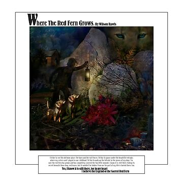 Where The Red Fern Grows by Eye4Dogs