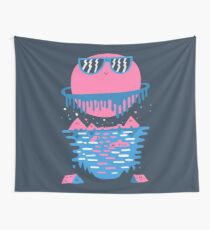 Happy Outdoors Wall Tapestry