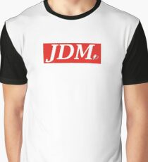 JDM - Supreme Style v1 Graphic T-Shirt