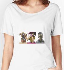 All JoJo Villains ver. Anime Women's Relaxed Fit T-Shirt