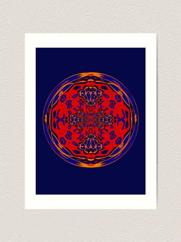 Alternate view of Inner Vision Art Print