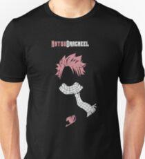 Natsu Dragneel // Minimalist // ZeeArt T-Shirt