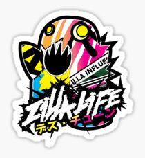 HYPEZIRRA Japan Sticker