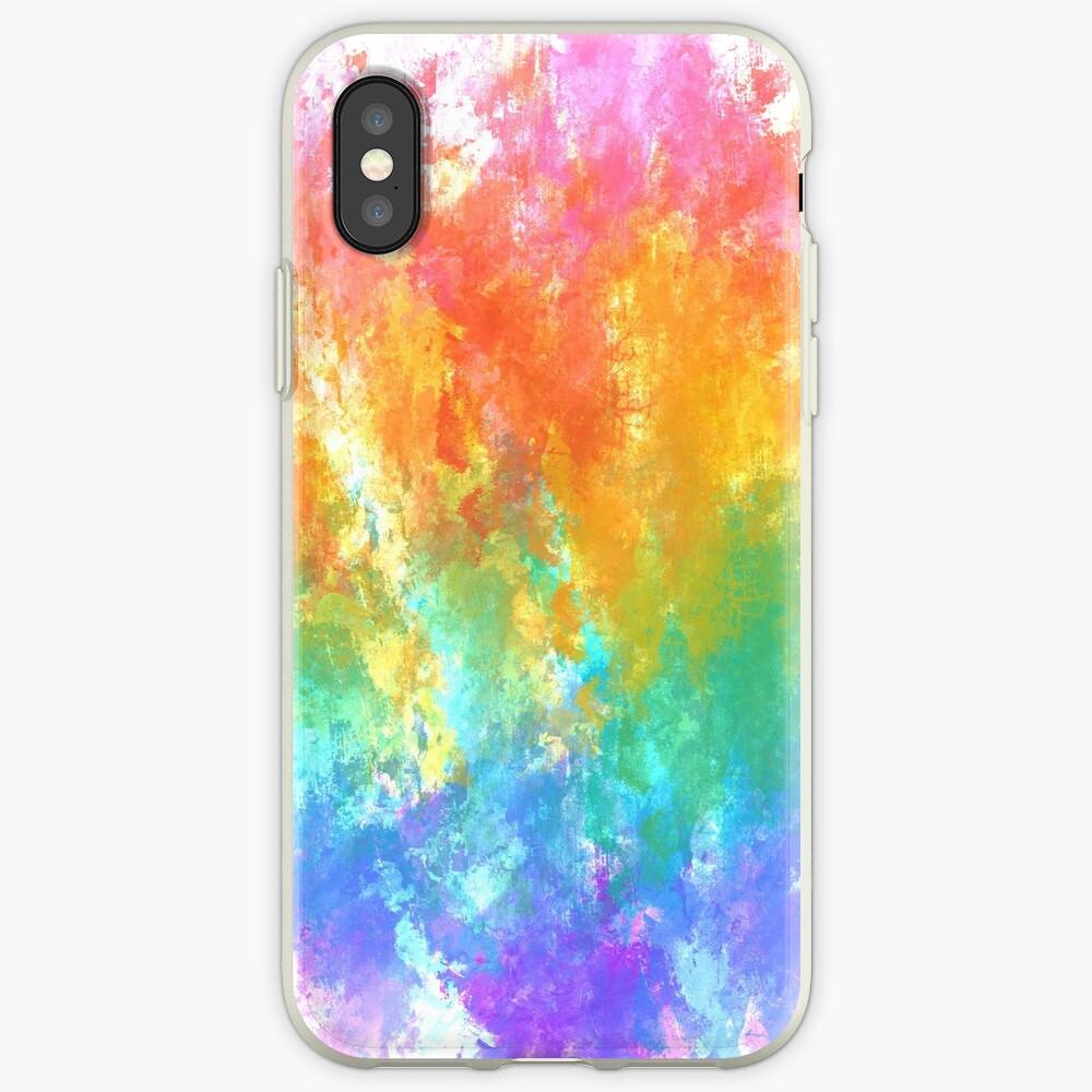 LGBT + Funda y vinilo para iPhone