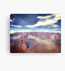 Islands of The Earth Canvas Print