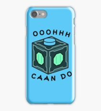 Mr Meeseeks Box iPhone Case/Skin
