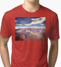 Islands of The Earth Tri-blend T-Shirt