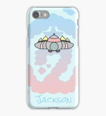 Departure Jackson iPhone Case/Skin