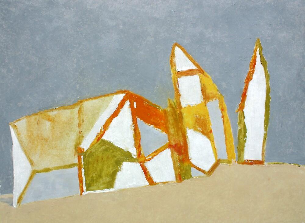 landscape 104 by Valeriu Buev