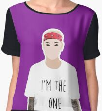 i'm the one design - new style Chiffon Top