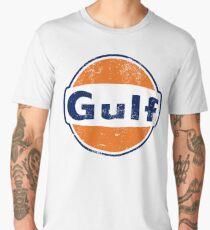 Gulf Racing Retro Men's Premium T-Shirt