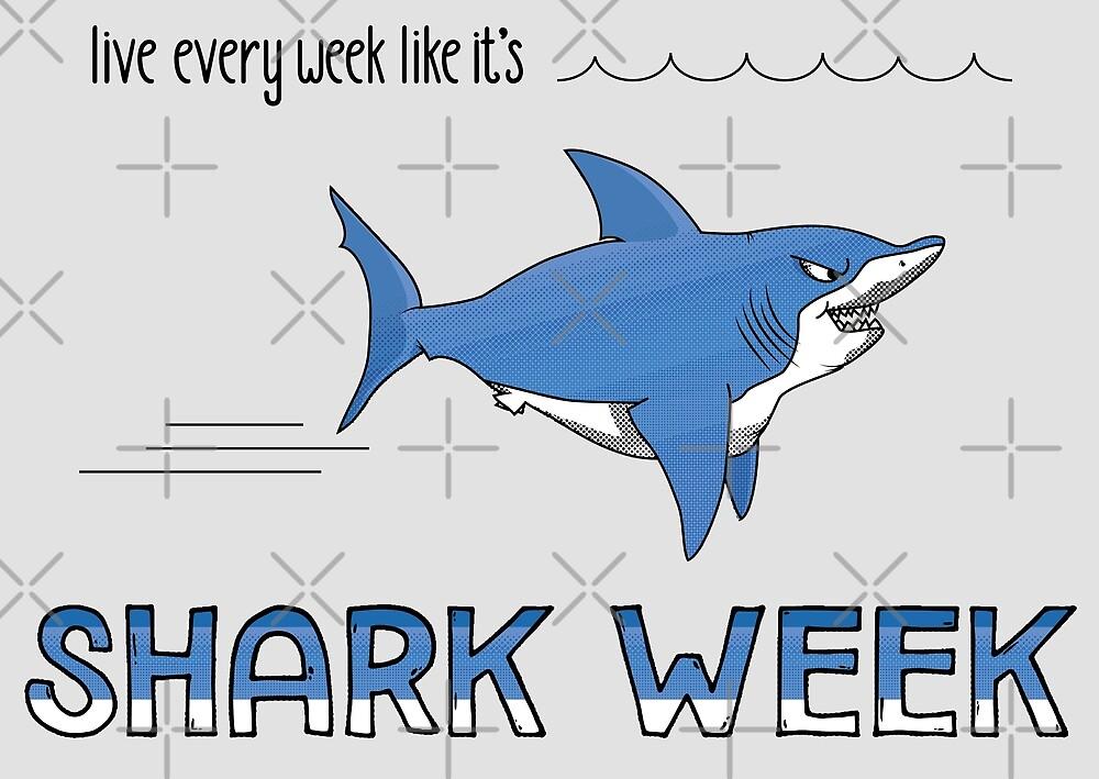 Shark Week by TReich03