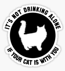 Your cat Sticker