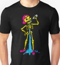 Hydration Skeleton Unisex T-Shirt